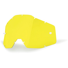 100% Wechselglas yellow-clear